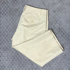 Ann Taylor size 10 signature fit low on waist
